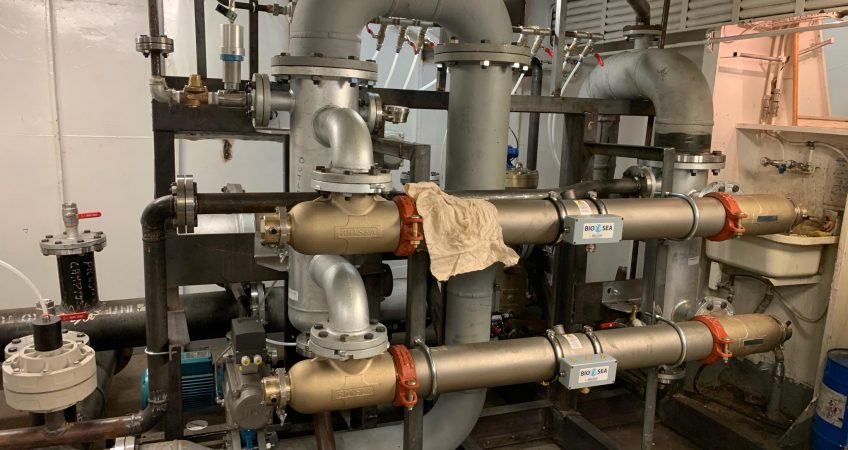 Water Ballast System